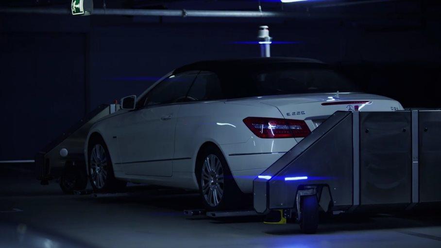 Serva Robo Parking