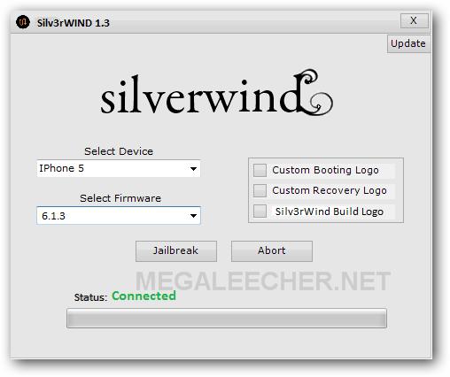 Silv3rWind iOS 6.1.3 Jailbreak