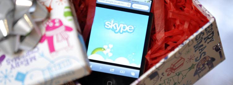 Skype Free Gift