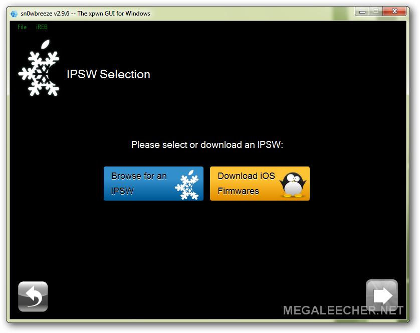 IPSW browse