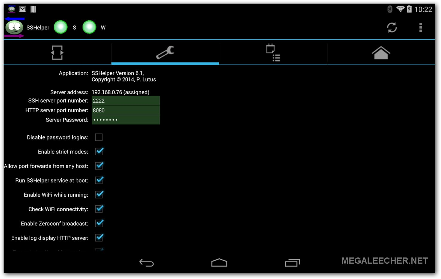 How To Install SSH Server As Root On Android 4 4 KitKat