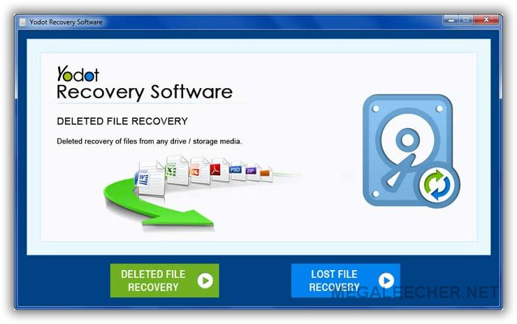 Yodot File Recovery Software