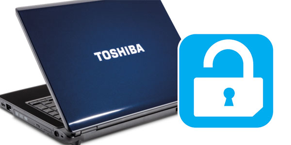 How to Unlock Toshiba Laptop If Forgot Password