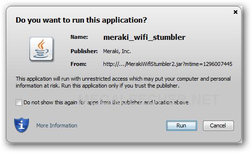 Zero Installation, Free Online WiFi Analyzer | Megaleecher Net