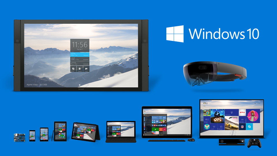 Microsoft Windows 10 Device Family
