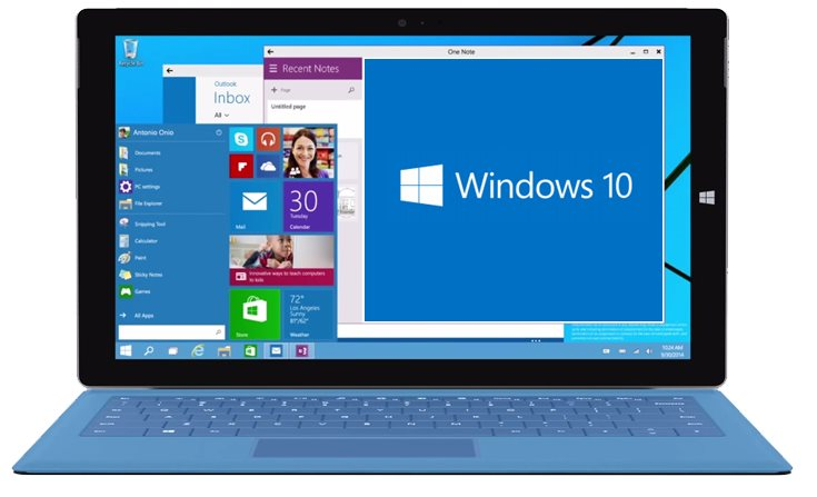 Download Microsoft Windows 10 Preview