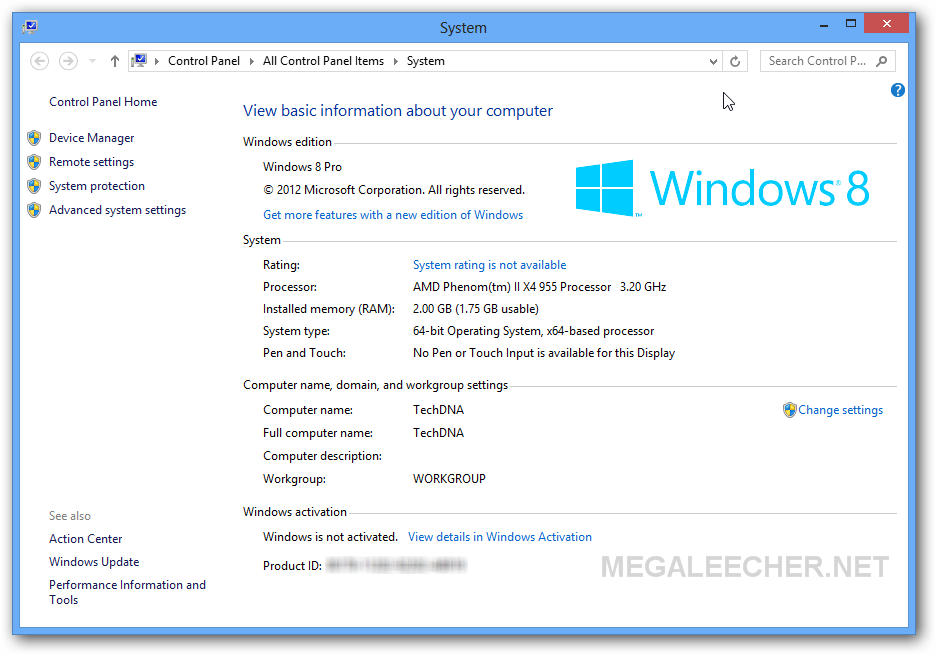 activation key for windows 8