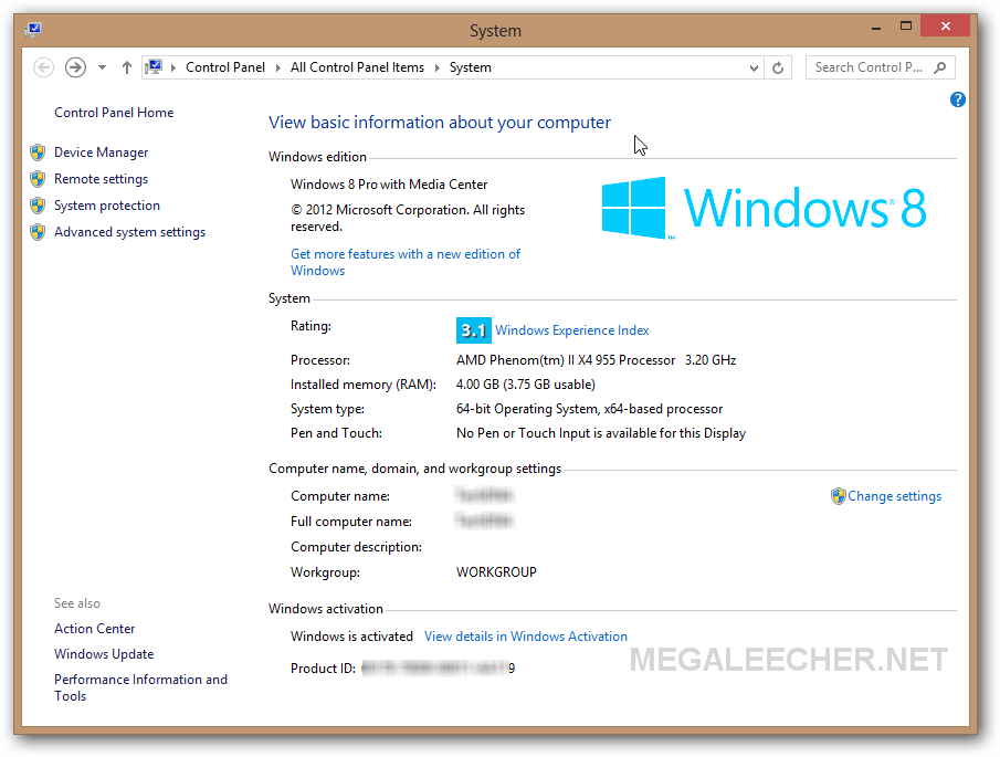 Crack activation windows 8 8 1 all versions free downloads