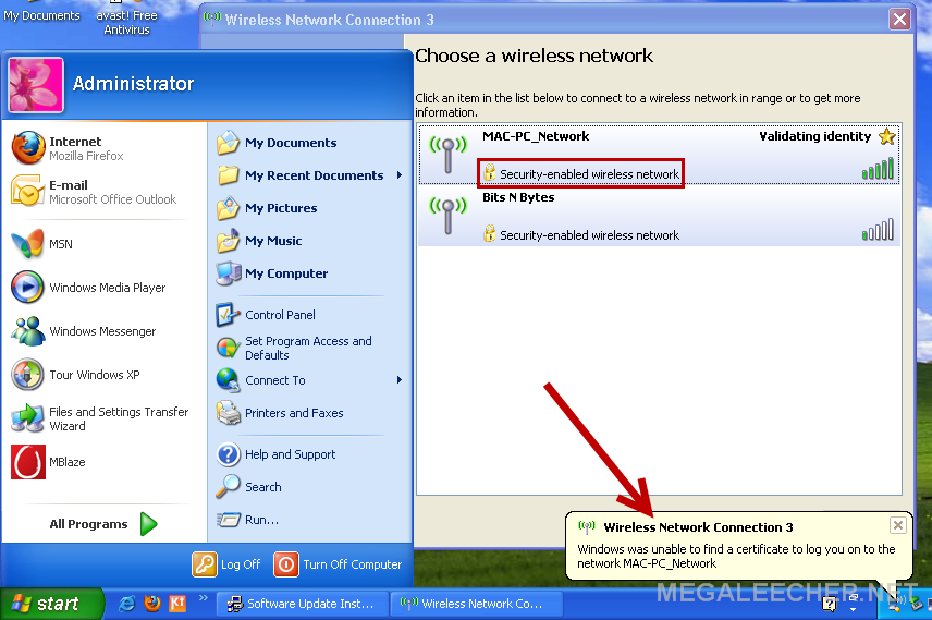 antivirus free xp sp2