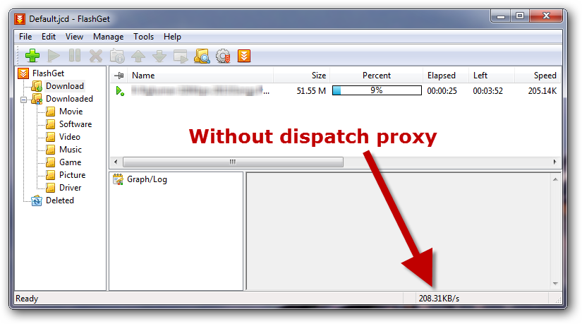 Dispatch Proxy