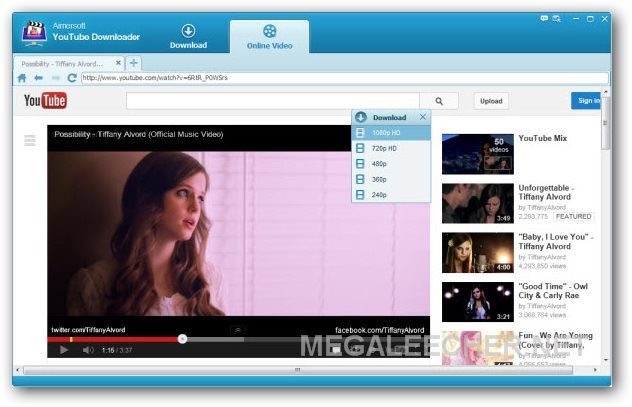 online youtube downloader hd 1080p
