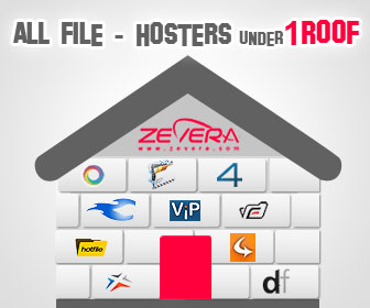 Zevera File Hosting House