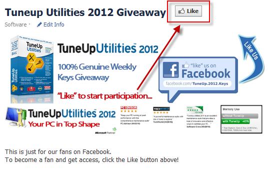 Tuneup Utilities 2012 Serial