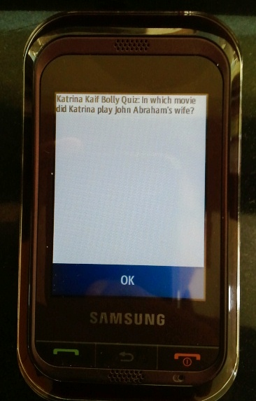 How To Disable Annoying Vodafone Flash Messages | Megaleecher Net