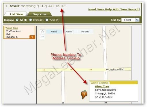 Phone Number To Exact Location Map