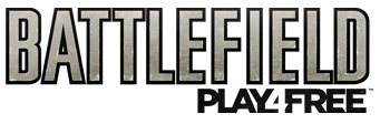 Logo Battlefield Play4Free