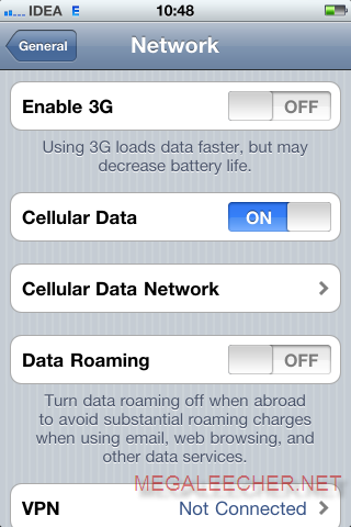 Could not Activate Cellular Data Network - iPhone, iPad, iPod ...