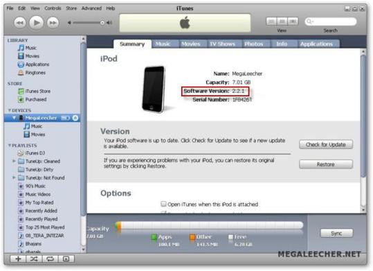 How to jailbreak ipod touch 2g with 2. 2. 1 software: 11 steps.