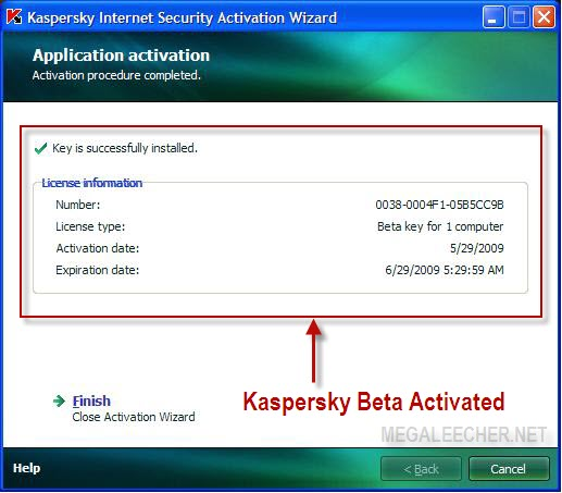 Kaspersky Fully Activated