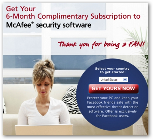 McAfee AntiVirus Plus Free Serial Number