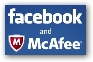 McAfee And Facebook