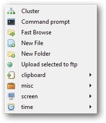 SmartXplore Windows Explorer Extender