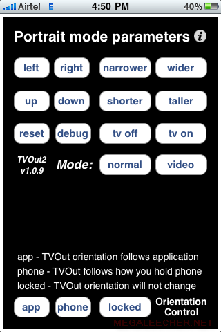 TVOut2 Mirror For iPhone And iPad