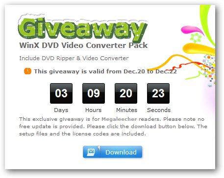 WinX DVD Video Converter