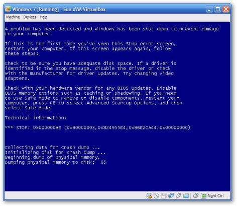 Windows 7 Blue Screen Of Death
