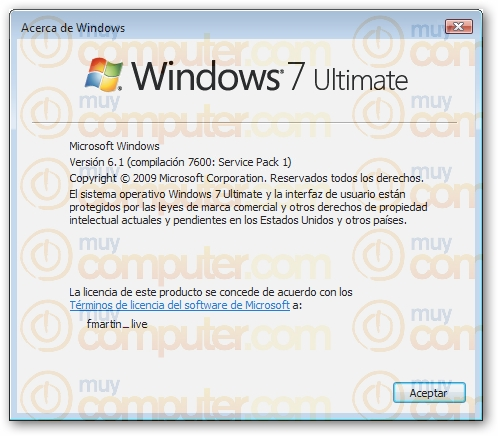 Windows 7 service pack 1 leaked screenshots megaleecher net for Window 7 service pack 1