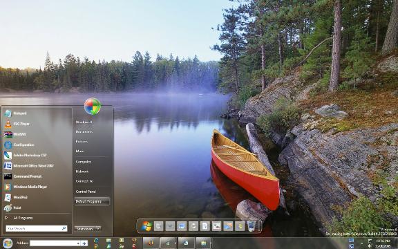 Windows 8 SuperBar