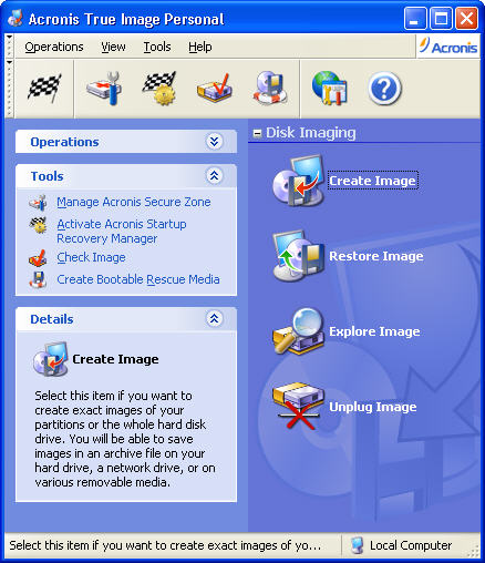 Acronis True Image Full