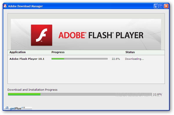 Adobe Flash Player 10 ActiveX