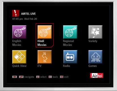 Airtel Live