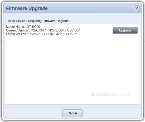 Android Froyo 2.2 Update For Samsung Galaxy GT-I9000HKAINU India