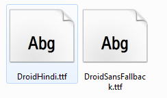 Solution] - How To Enable Hindi Font Display On Android Devices