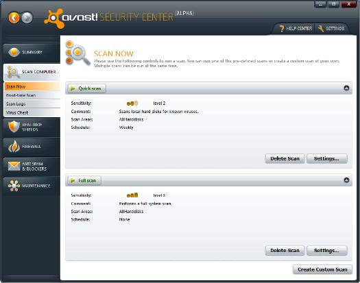 avast 5.0 free download home edition