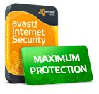 Avast Internet Security 6 Logo