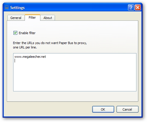 Paperbus free fast and easy proxy solution for anonymous web