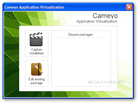 Cameyo Application virtualization solution