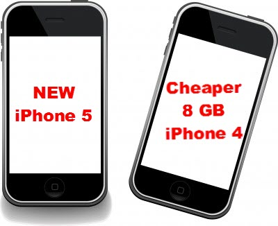 Cheaper Apple iPhone 4 - New 8 GB Model
