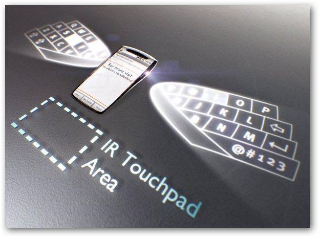 Mozilla Seabird Mobile Phone Concept
