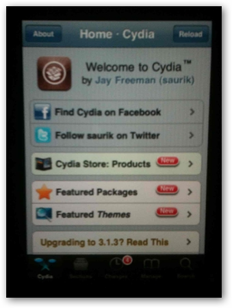 Cydia For iPad