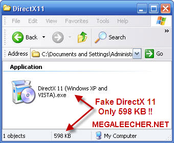 Direct X 11 For Windows XP