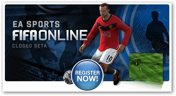 EA Sports FIFA Online Registration