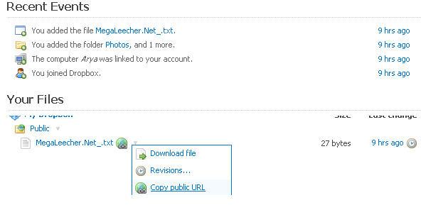 FolderBox File Synchronization