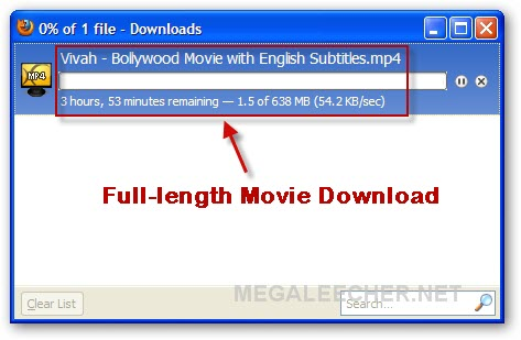 Watch Full Length Bollywood Movies Online Legally For Free