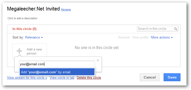 Free Google Plus Invitation