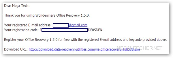 Free Office Document Recovery Utility Serial Number