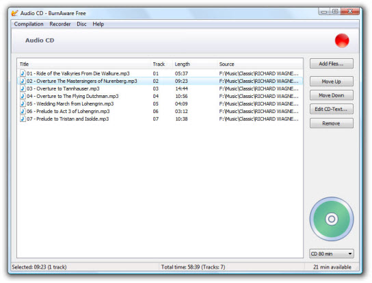 nero cd burning software for windows 8 free
